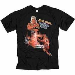 STAR TREK WRATH OF KHAN ORIGINAL SERIES T-SHIRT