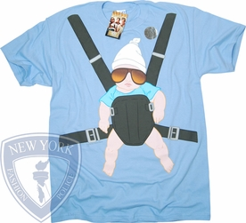 THE HANGOVER T-SHIRT BABY BJORN TEE