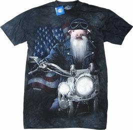 THE MOUNTAIN T-SHIRT BIKER JD TEE