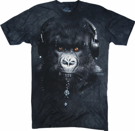 THE MOUNTAIN T-SHIRT DJ CAESAR TEE
