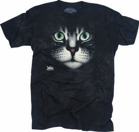 THE MOUNTAIN T-SHIRT EMERALD EYES TEE
