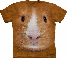 THE MOUNTAIN T-SHIRT GUINEA PIG FACE TEE