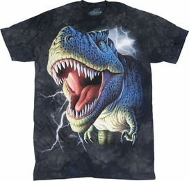 THE MOUNTAIN T-SHIRT LIGHTNING REX TEE