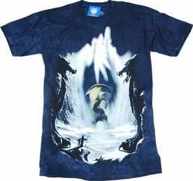 THE MOUNTAIN T-SHIRT LOST DRAGON VALLEY TEE
