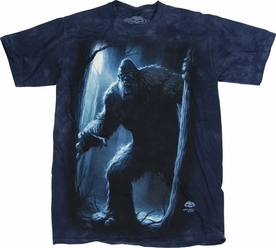 THE MOUNTAIN T-SHIRT SASQUATCH TEE