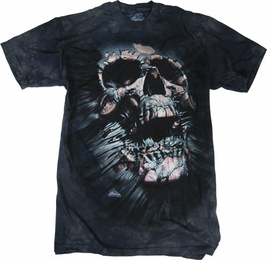 THE MOUNTAIN T-SHIRT SKULLBONE BREAKTHROUGH TEE