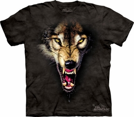 THE MOUNTAIN T-SHIRT THE HUNTER TEE
