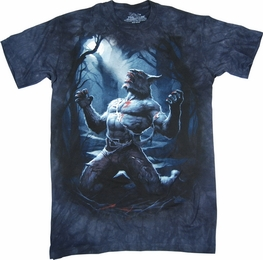 THE MOUNTAIN T-SHIRT TRANSFORMATION TEE