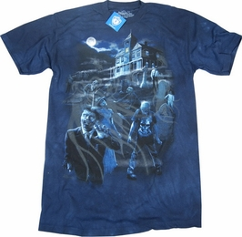 THE MOUNTAIN T-SHIRT ZOMBIES & GHOSTS TEE