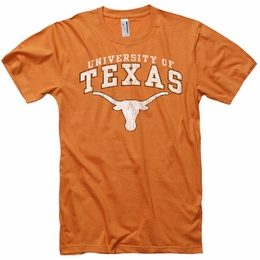 UNIVERSITY OF TEXAS LONGHORNS UT VINTAGE T-SHIRT