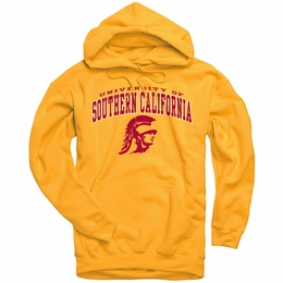USC TROJANS UNIVERSITY OF SOUTHERN CALIFORNIA HOODIE SWEATSHIRT