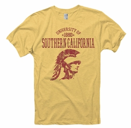 USC TROJANS UNIVERSITY OF SOUTHERN CALIFORNIA VINTAGE T-SHIRT