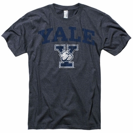 YALE UNIVERSITY BULLDOGS VINTAGE T-SHIRT