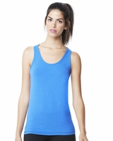 Alo - Ladies Racerback Bamboo Tank - W2006 - 6 Colors - XS-2XL