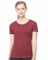 All Sport - Ladies Triblend Short Sleeve T-Shirt - W1101 - S-2XL - 5 Colors