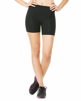 All Sport - Ladies Fitted Shorts - W6507 - S-2XL