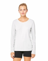 All Sport - Ladies Performance Long Sleeve T-Shirt - W3009 - XS-3XL - 8 Colors