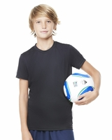Alo Sport - Youth Performance Short Sleeve T-Shirt - Y1009 - S-L - 23 Colors