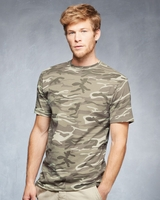 Anvil - Camouflage Camo T-shirt - 939 - 2 Colors - S-3XL