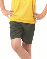 "Badger - 6"" Inseam Youth Pro Mesh Shorts - 2207 - S-L - 10 Colors"