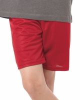 "Badger - Youth 6"" Inseam Mini Mesh Shorts - 2237 - 4 Colors - S-L"