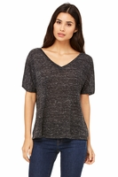 Bella + Canvas - Women's Slouchy V-neck Tee - 8815 - S-2XL - 20 Colors