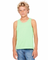 Bella + Canvas - Youth Jersey Tank - 3480Y - S-L - 8 colors