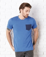 Canvas - Jersey Pocket T-Shirt - 3021 - 14 Colors - S-2XL