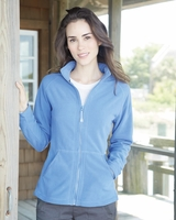 Colorado Clothing - Ladies' Lightweight Microfleece Full-Zip Jacket - 6358 - S-2XL - 9 Colors