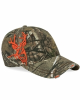 DRI DUCK - 3D Buck Baseball Hats - 3307 - 6 Colors