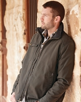 DRI DUCK - Endeavor Canyon Cloth Canvas Jacket with Sherpa Lining - 5037 - S-4XL - 3 Colors