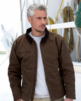 DRI DUCK Outlaw Boulder Cloth Jacket with Corduroy Collar - 5087 - 3 Colors - S-4XL- 3 Colors