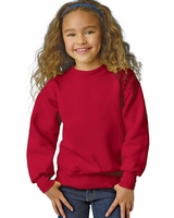 Hanes - ComfortBlend EcoSmart Youth Sweatshirt - P360 - 9 Colors - XS -XL