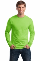 Hanes - TAGLESS Long Sleeve T-Shirt - 5586 - 13 Colors - S-3XL