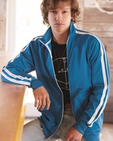 Independent Trading Co. - Unisex Poly-Tech Full-Zip Track Jacket EXP70PTZ - 6 Colors - XS-2XL