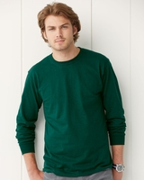 JERZEES - HiDENSI-T Long Sleeve T-Shirt - 363LSR - S-3XL - 6 Colors