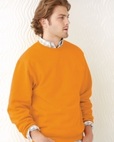 JERZEES - NuBlend SUPER SWEATS Crewneck Sweatshirt - 4662MR - 13 Colors - S-4XL