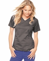 L.A.T Sportswear - Ladies V-neck T-Shirt - 3587 - 21 Colors - S-3XL