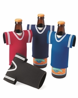 Liberty Bags - Collapsible Jersey Foam Can and Bottle Holder - FT008 - 4 Colors