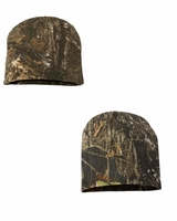 Outdoor Cap - Camo Knit Cap - CMK405 - Realtree AP HD Or Mossy Oak Breakup