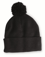 Sportsman - Pom-Pom Knit Cap - SP15 - 24 Colors
