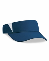 Team Sportsman - Performance Cut & Sew Visor Cap - AH55 - 13 Colors