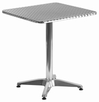 Aluminum Restaurant Tables