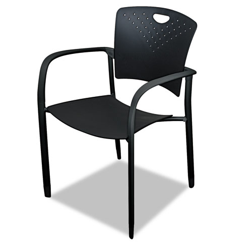 BALT Oui Stack Chair Polypropylene Back seat 2 Chairs