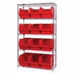 Bin Racks and Shelving
