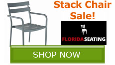 Florida Seating Stack Chair Sale!!