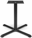 Standard Height Large XT Base - Black Finish [XTBASE-LARGE-MFO]