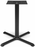 Standard Height Small XT Base - Black Finish [XTBASE-SMALL-MFO]
