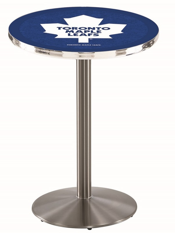 Counter Height Stools Toronto : ... Counter Height Pub Table with Round Base by The Holland Bar Stool Co