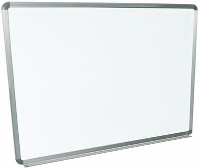 Wall Mounted Aluminum Frame Magnetic Whiteboard With